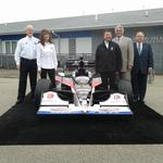 ABC Supply's <strong>Hendricks</strong>: Area businesses need to support IndyCar race