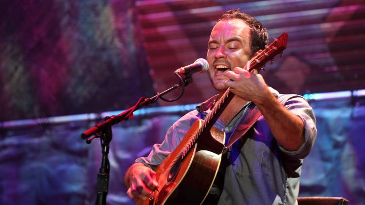 Dave Matthews performed at a Farm Aid concert on Randall's Island in New York in 2007. He'll return for Raleigh's concert Sept. 13. Photographer: Michael Nagle/Bloomberg News