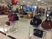The handbags department was renovated to add a Coach Store within the Flowood, Miss., Belk store.
