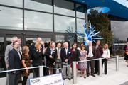 Belk hosts a ribbon-cutting for its new store in Salisbury.