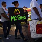 Fast-food wage debate heads to Albany