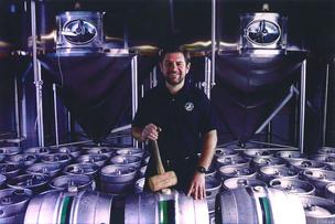 Steve Hindy took his hobby of homebrewing and created Brooklyn Brewery.