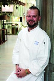 J.R. Morgan, executive chef, Old Hickory Steakhouse: