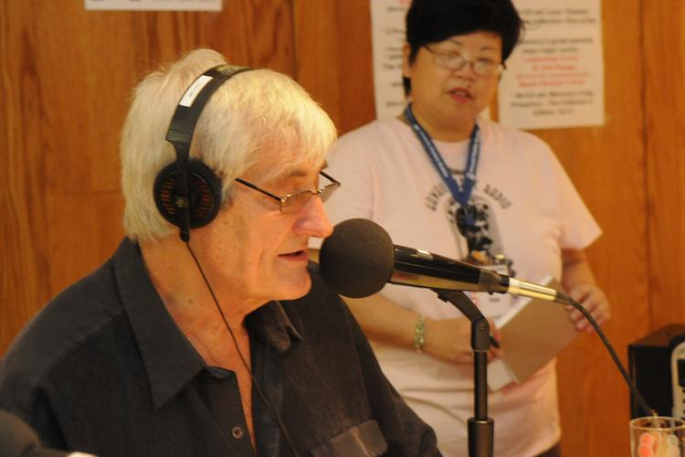 Hawaii Public Radio President and General Manager Michael Titterton