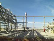 DCP Midstream Partners LP's newest natural gas processing plant has opened in Kersey, Colo.,to serve the oil and gas industry working in the Denver-Julesburg Basin north and east of Denver.