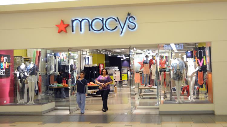 Macy's is experimenting with same-day delivery service.