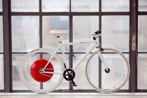 Developed at MIT, the Copenhagen wheel can turn any bike into an electric hybrid. A new startup, Superpedestrian, says it has venture backing to commercialize the technology.