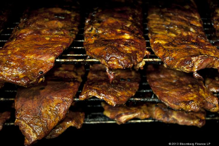 Ribs, brisket and sausage all across Texas were judged for Texas Monthly's Top 50 BBQ Joints list.