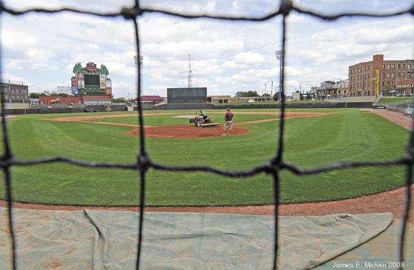 Red Hot: The Dayton Dragons have sold out more consecutive games than any pro U.S. sports team. But the city's other teams have historically struggled.
