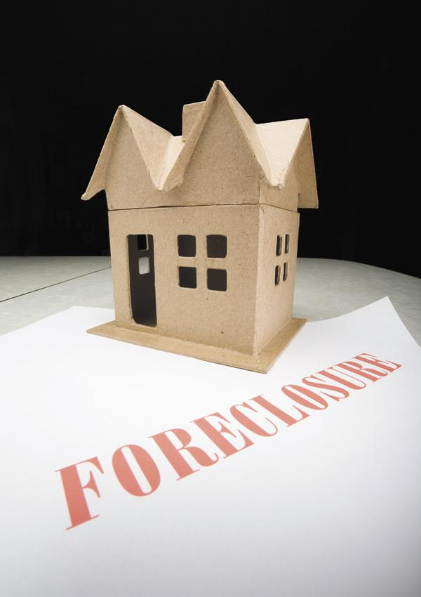The foreclosure rate in metro Orlando fell 3.99 percentage points to 7.69 percent for August 2013.