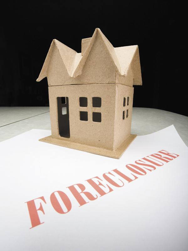 RealtyTrac reports the Buckeye State was No. 8 in the U.S. for its foreclosure rate in April.