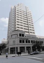 110 N. Main St. building in downtown Dayton