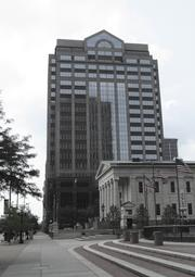 Fifth Third Center building in downtown Dayton
