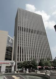 KeyBank Tower in downtown Dayton