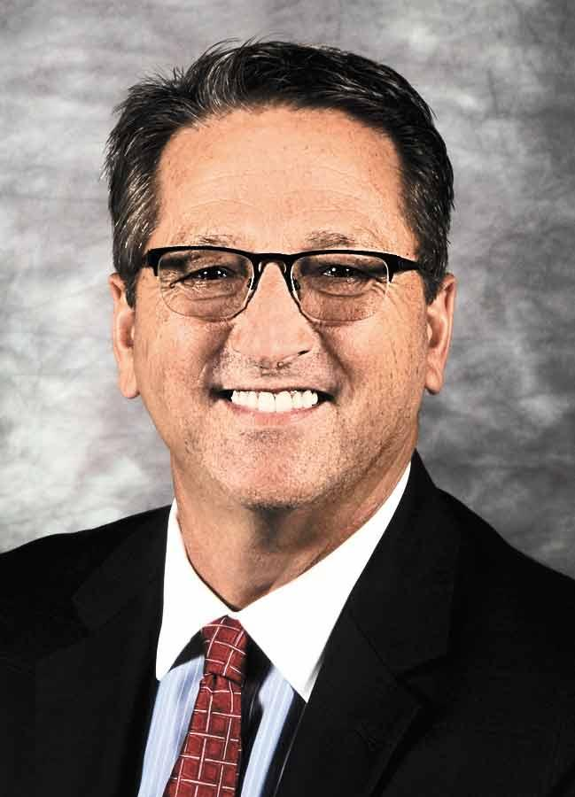 James R. Burkhart, CEO of Tampa General Hospital