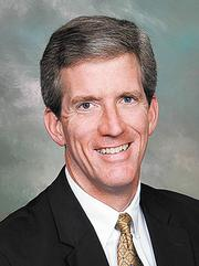 Glenn Waters, CEO of Baycare Hospitals Division