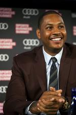 Carmelo Anthony's free agency decision could affect MSG investors