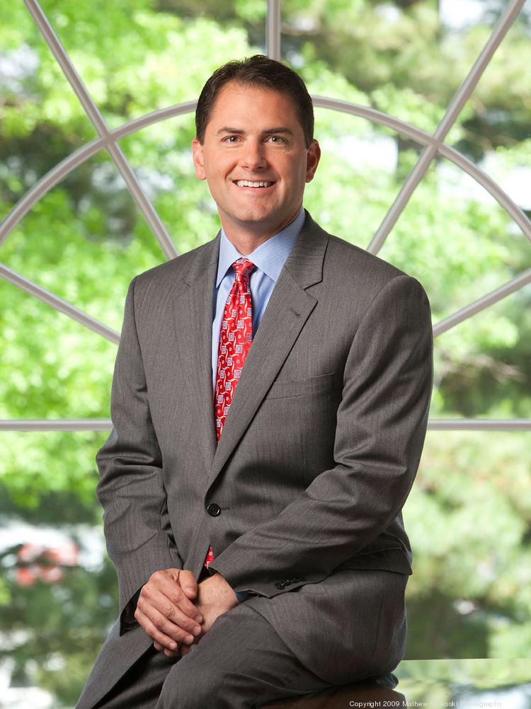 Sandy Spring Bank President and CEO Daniel Schrider.