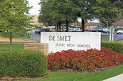 Enrollment at De Smet dropped by 49 students this year.