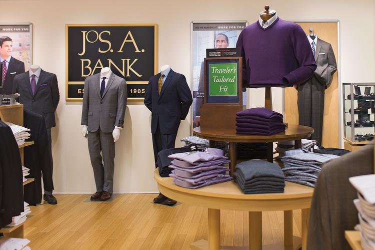 Jos. A. Bank Clothiers rejected Men's Wearhouse's $1.5 billion offer, saying the pricetag was too low.