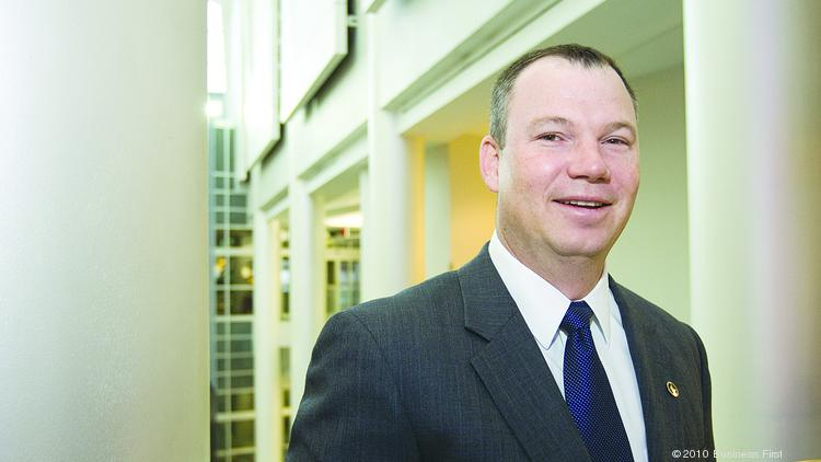 Kenny McDonald of Columbus 2020 wants the region to improve its standing in the world economy.