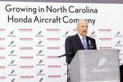 Henry Isaacson, chairman of the Piedmont Triad Airport Authority, said Honda Aircraft Co. is more than a tenant at PTI. The company is a big part of the community as a whole.
