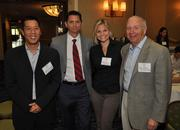 No. 5: Lester Chincheong, Rick Mancinell, Lindsay Strum and Mike Wolfson of C3 Cloud