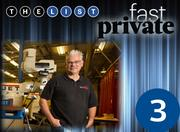 No. 3: TechShop The DIY studio chain watched revenue zoom 483 percent in the past three years. Mark Hatch leads the company.  Read all about it here.