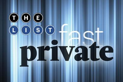 Click the image to find out who made this year's Fast Private list.