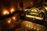 Tampa Theatre's lobby.