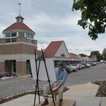 Greendale plans future of historic downtown