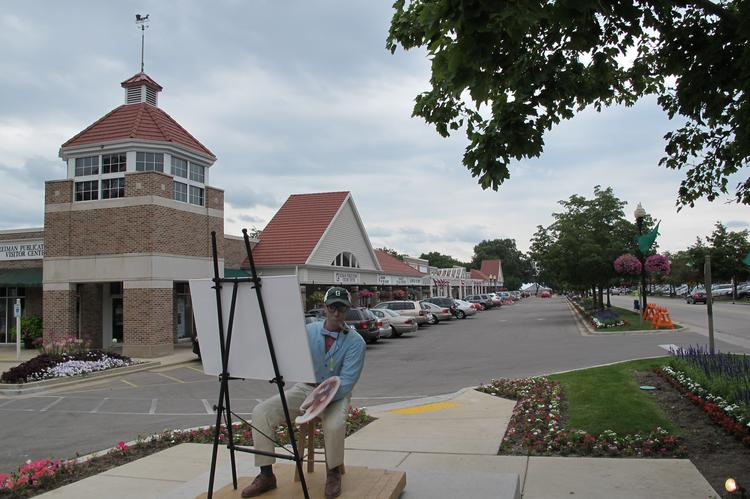 Village officials want to lure patrons to Greendale businesses.
