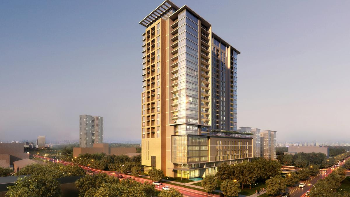 Hines Reveals More Details About Its Houston Multifamily