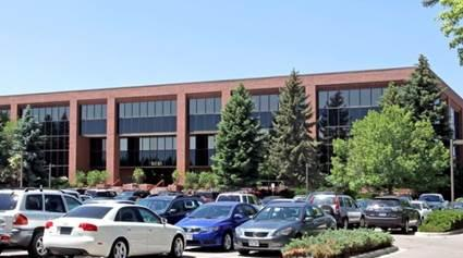 Comcast Corp. business services unit's new home, 6061 S. Willow Drive, Greenwood Village.