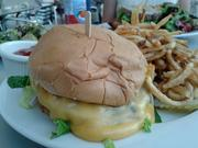 This quarter-pound cheeseburger? The opposite of a masterpiece.