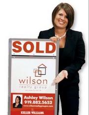 Ashley Wilson, Wilson Realty Group-Keller Williams Preferred