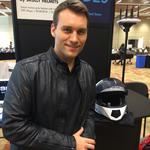 Skully Systems founder recalls scary Demo ride, as tech show hits San Jose