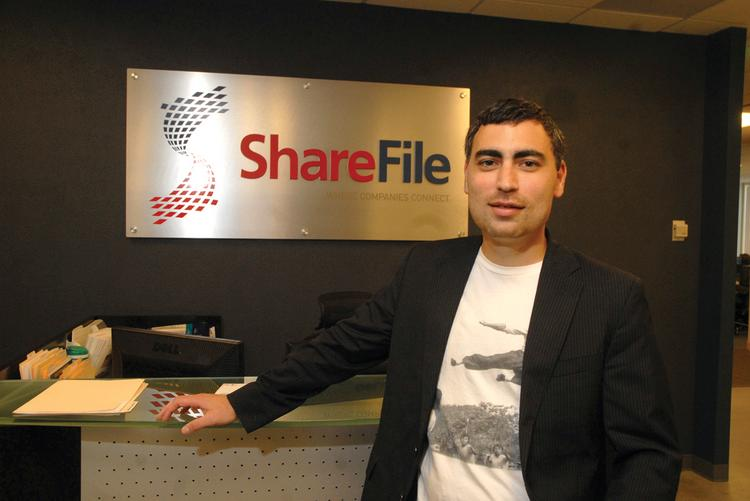 Jesse Lipson, the founder of Citrix ShareFile, is one of Triangle Business Journal's CIO Awards winners for 2013.