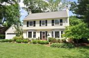 18 Webster Woods Drive. A five bedroom, four bathroom home listed for $643,000.