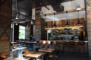 The restaurant has nearly 140 seats -- Umami's biggest location in the Bay Area.