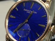 This Arnold & Son HMS 1 retails for $15,500.