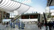 A rendering of the inside of South Station that could be part of an $850 million expansion of the Boston transit hub.