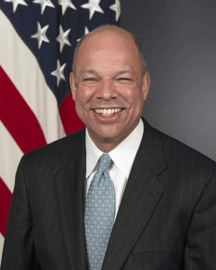 Jeh Johnson, former general counsel for the Department of Defense, is President Barack Obama's pick for secretary of Homeland Security.