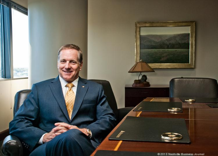 Jim Schmitz is Middle Tennessee president for Regions Bank.
