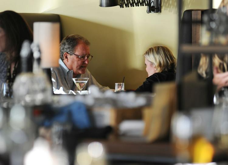 Bill Husted interviews Downtown Denver Partnership's Tami Door at the popular Coohills restaurant, 1400 Wewatta St. At 47, Tami Door, has a long list of things to accomplish and says she loves Denver and the work she does on behalf of the city and the partnership.