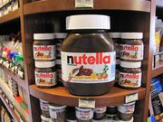Di Bruno Bros. sells cheeses, cured meats, bread, chocolate, coffee and a giant tub of Nutella ($69.99).