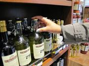 Olive oil is just one of the Di Bruno Bros. specialties.