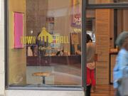 Another new retailer at Franklin House is Town Hall Coffee, which has a Merion, Pa., store.