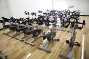 Cardiovascular equipment ranges from elliptical machines to exercise bikes.