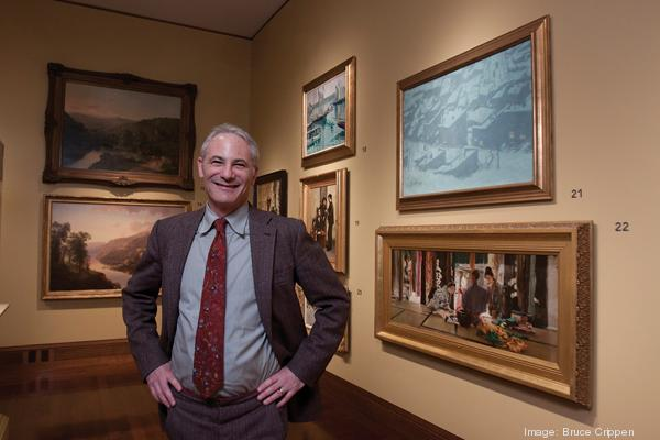 Aaron Betsky will leave his post as director of the Cincinnati Art Museum after seven years in the job.